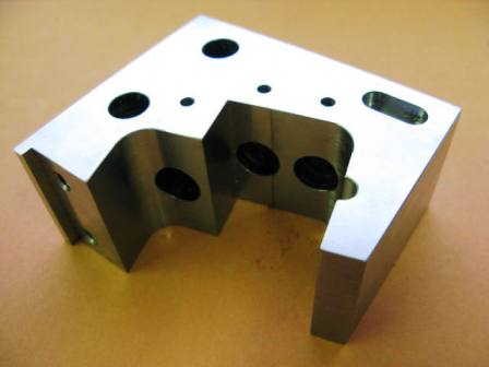 Click to view Mesh Mounting Block